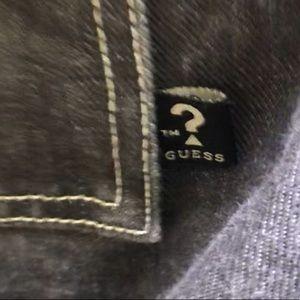RARE Vintage Guess premium denim jacket